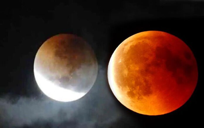 Chandra Grahan 2021: Partial lunar eclipse will be held from tomorrow afternoon, These people will have to take care of their health