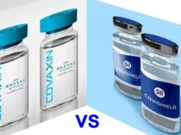 Covaxin vs Covishield Which Vaccine is more Efficacy Percentage
