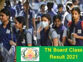 TN Board Class 12 Result 2021: Direct link to check TN 12th Result on tnresults.nic.in