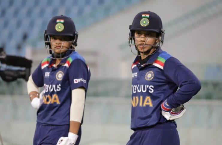 It's fun to be involved in partnerships with her: Smriti Mandhana on Shafali Verma