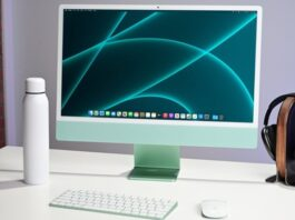 iMac (M1, 2021) Review: The Future Looks Bright with 4.5K Retina Display
